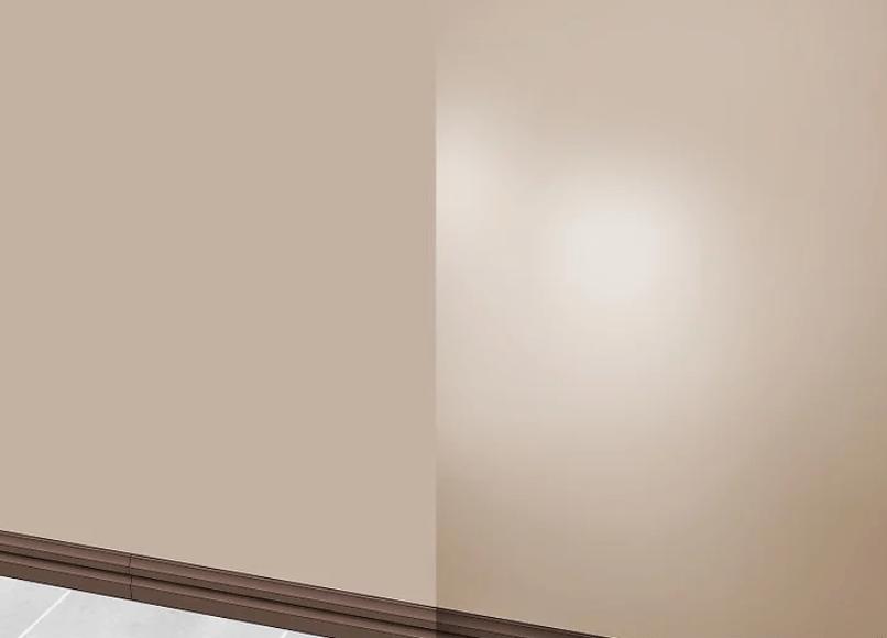 رنگ دیوار ساده