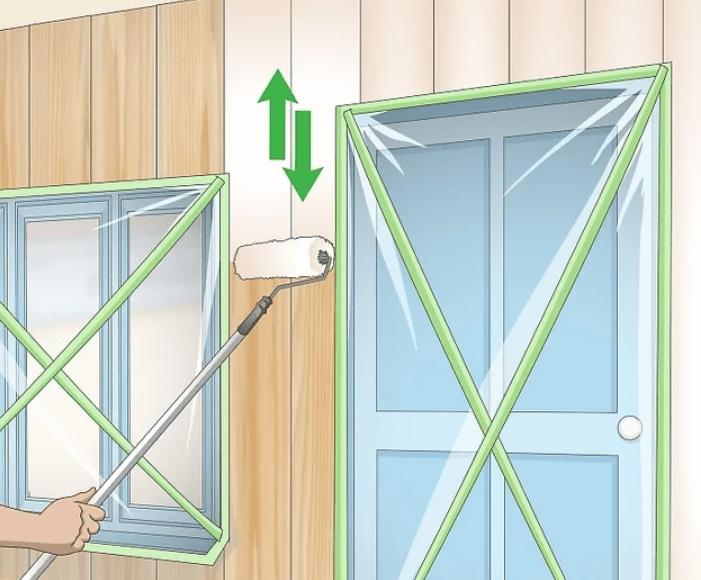 آموزش گام به گام نقاشی ساختمان (قسمت سوم آماده سازی  نمای ساختمان) 14