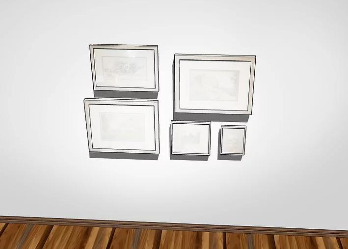 آموزش طراحی دکوراسیون داخلی (قسمت سوم طراحی دیوار شاخص) 2