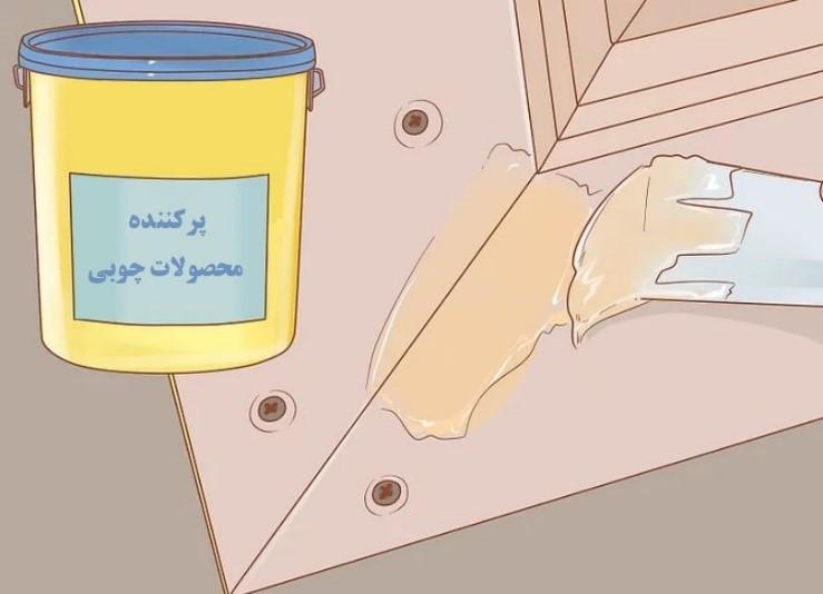 آموزش گام به گام نقاشی ساختمان (قسمت هفتم نقاشی کابینت) 4