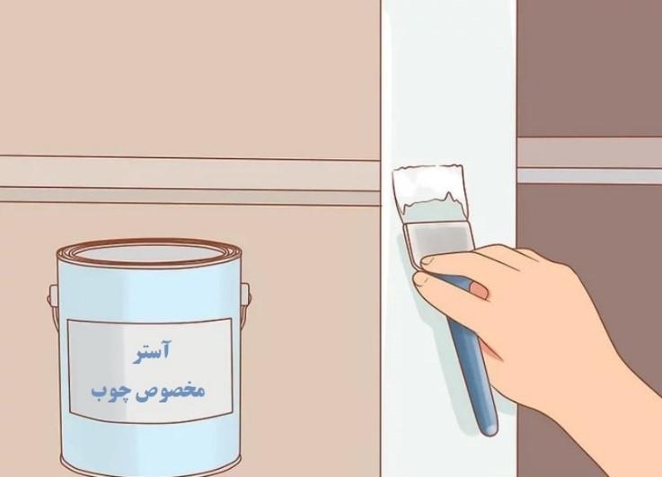 آموزش گام به گام نقاشی ساختمان (قسمت هفتم نقاشی کابینت) 7