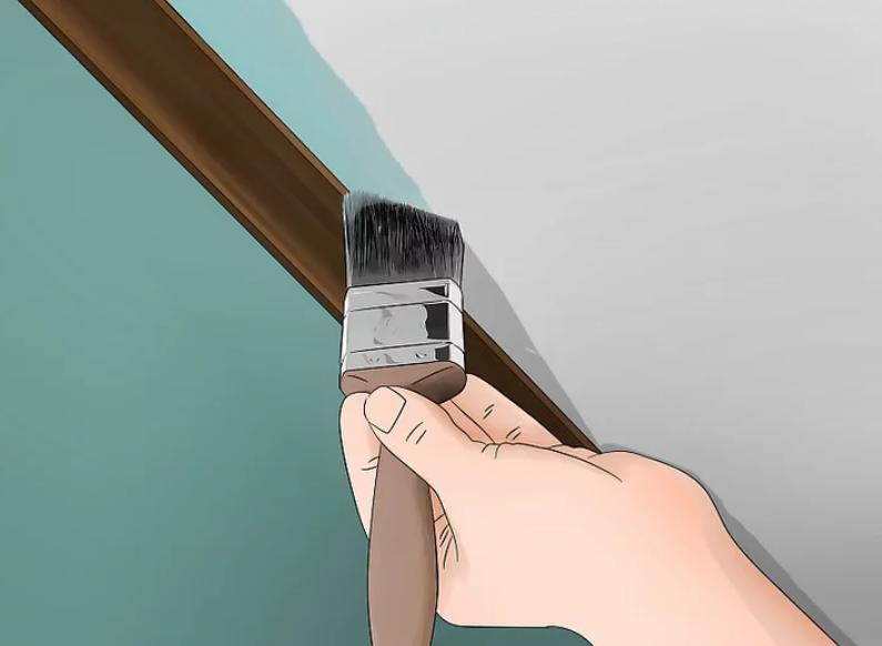 آموزش گام به گام نقاشی ساختمان (قسمت ششم نقاشی سقف) 7