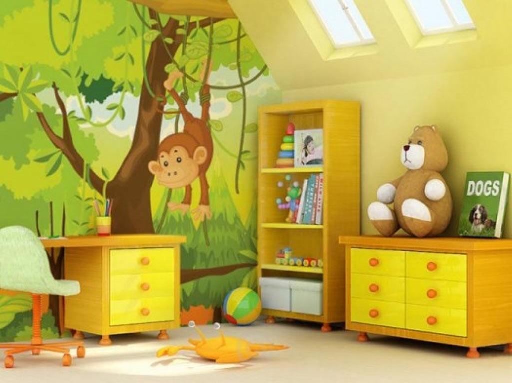 آموزش طراحی دکوراسیون داخلی (قسمت چهارم طراحی اتاق کودک)