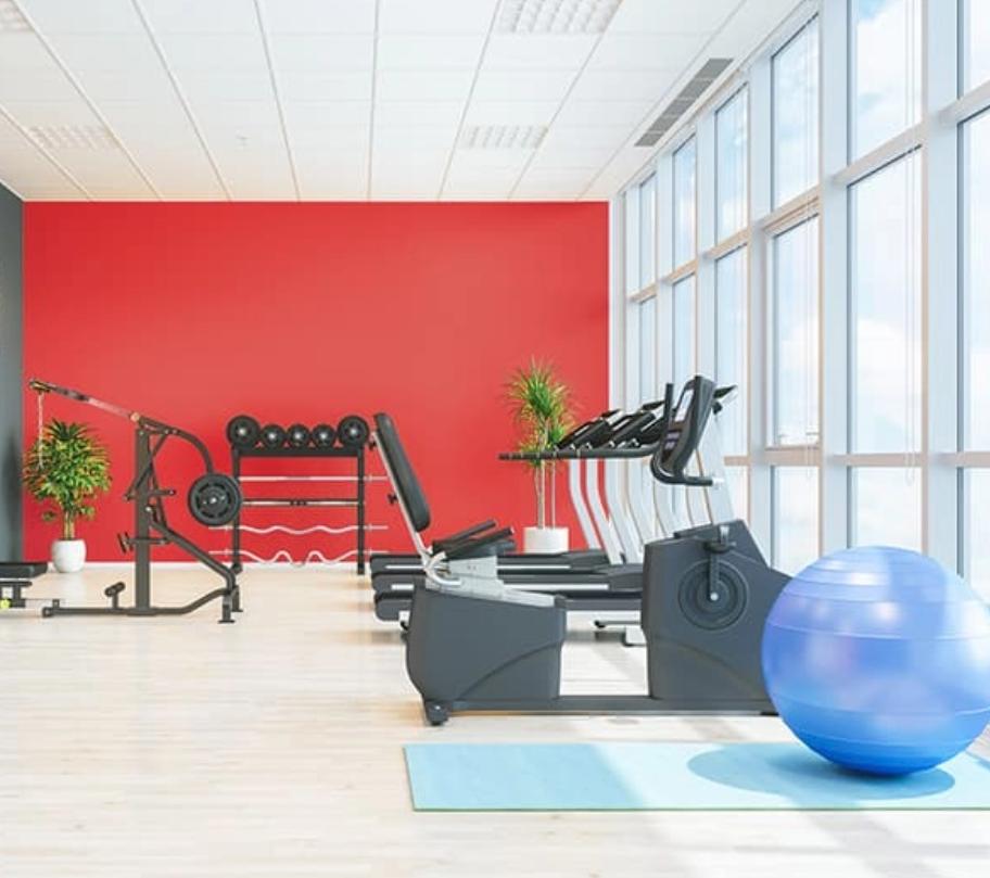 آموزش طراحی داخلی(قسمت پنجم تاثیر رنگ ها در طراحی فضاهای ورزشی) 2