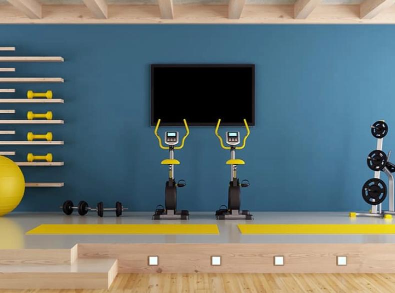 آموزش طراحی داخلی(قسمت پنجم تاثیر رنگ ها در طراحی فضاهای ورزشی) 4