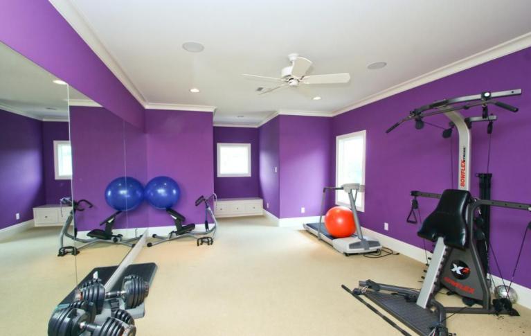 آموزش طراحی داخلی(قسمت پنجم تاثیر رنگ ها در طراحی فضاهای ورزشی) 8