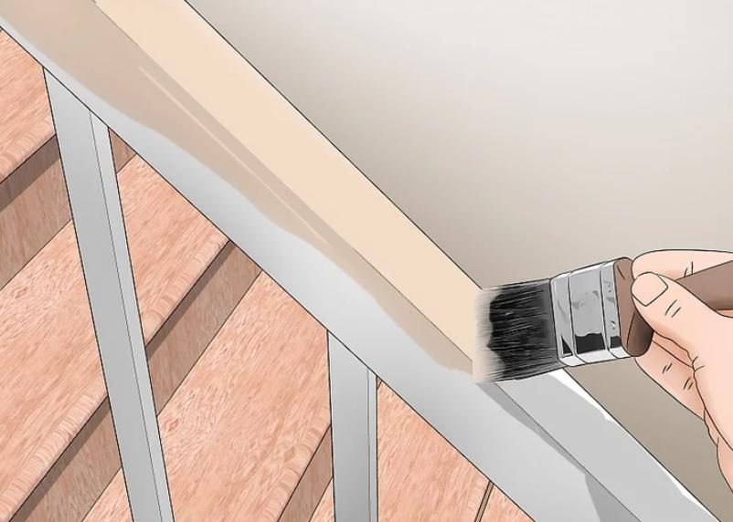 آموزش گام به گام نقاشی ساختمان (قسمت هشتم نقاشی راه پله) 10
