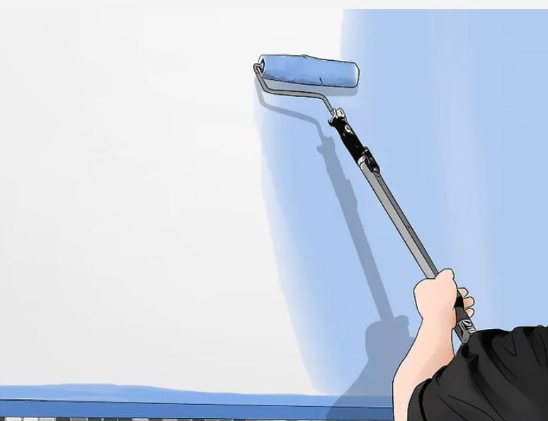 آموزش گام به گام نقاشی ساختمان (قسمت دهم نقاشی حمام و سرویس بهداشتی) 11