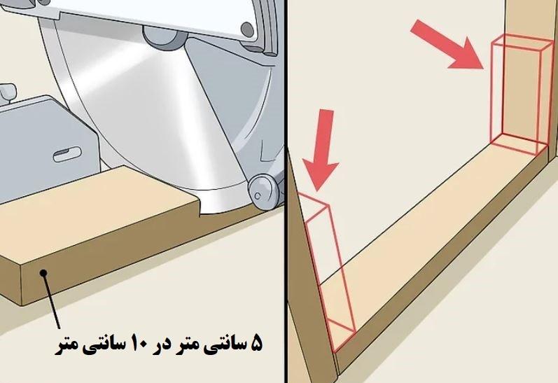 آموزش گام به گام نقاشی ساختمان (قسمت نهم  نقاشی سقف راه پله) 14