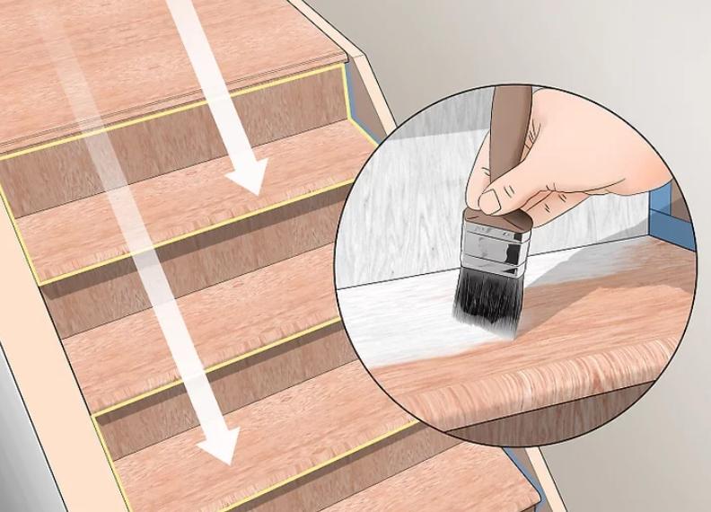 آموزش گام به گام نقاشی ساختمان (قسمت هشتم نقاشی راه پله) 14