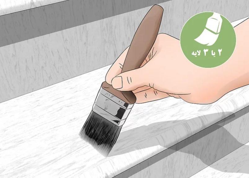 آموزش گام به گام نقاشی ساختمان (قسمت هشتم نقاشی راه پله) 16