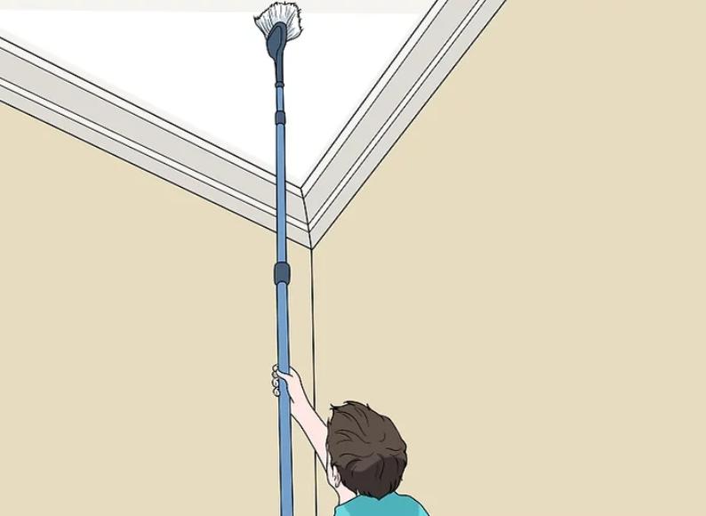 آموزش گام به گام نقاشی ساختمان (قسمت نهم  نقاشی سقف راه پله) 18
