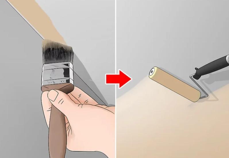 آموزش گام به گام نقاشی ساختمان (قسمت دهم نقاشی حمام و سرویس بهداشتی) 6