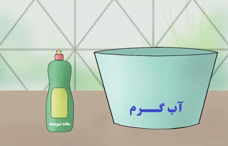 آموزش گام به گام نقاشی ساختمان قسمت یازدهم (روش های تمیز کردن دیوارها) 14