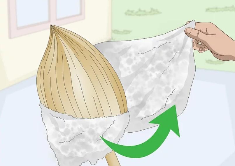 آموزش گام به گام نقاشی ساختمان قسمت یازدهم (روش های تمیز کردن دیوارها) 4