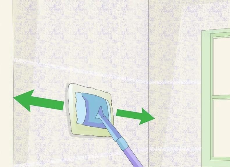 آموزش گام به گام نقاشی ساختمان قسمت یازدهم (روش های تمیز کردن دیوارها) 8