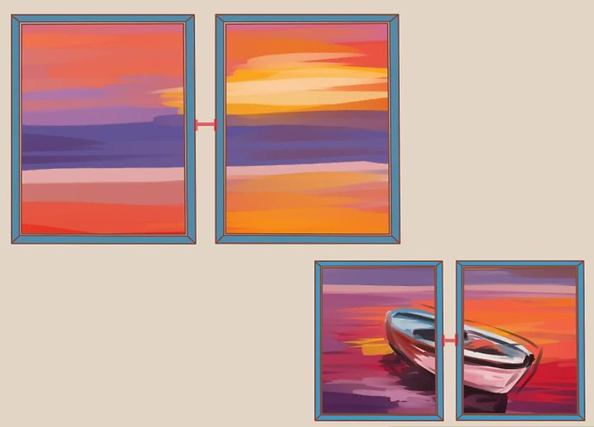 شجاعت استفاده از رنگ ها قسمت اول (علل مقاومت در برابر دیوارهای رنگی) 15