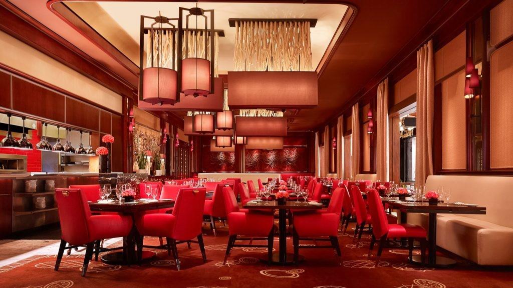 آموزش طراحی داخلی قسمت ششم (تاثیر رنگ ها در طراحی رستوران ها) 1