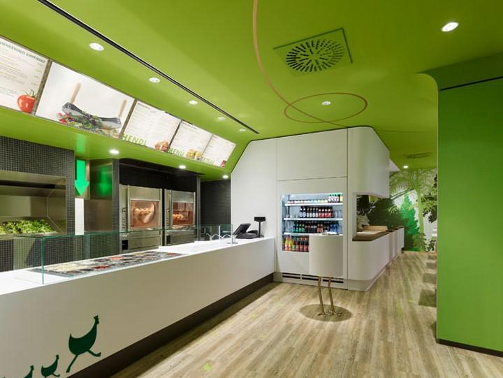 آموزش طراحی داخلی قسمت ششم (تاثیر رنگ ها در طراحی رستوران ها) 3