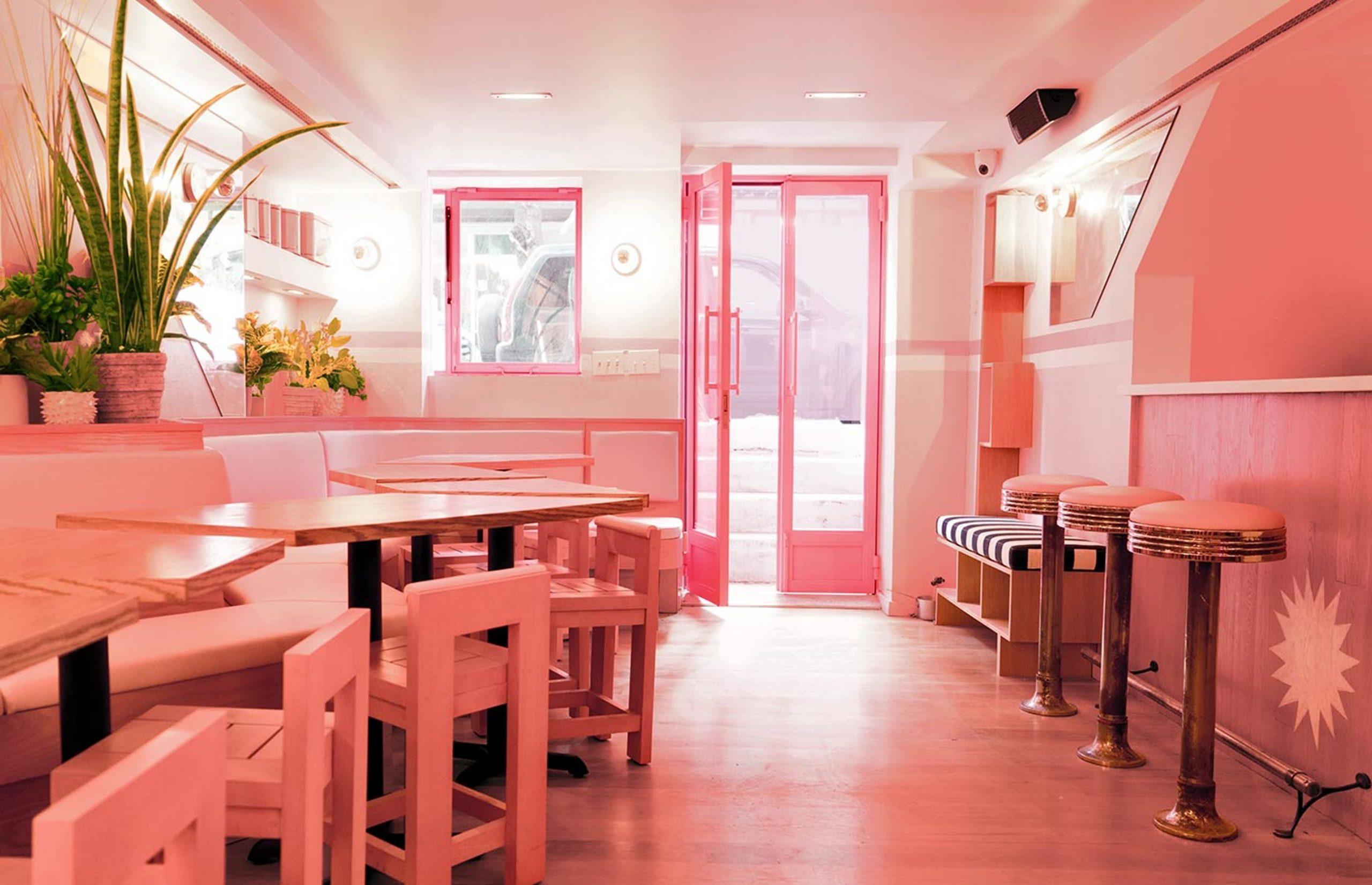 آموزش طراحی داخلی قسمت ششم (تاثیر رنگ ها در طراحی رستوران ها) 6