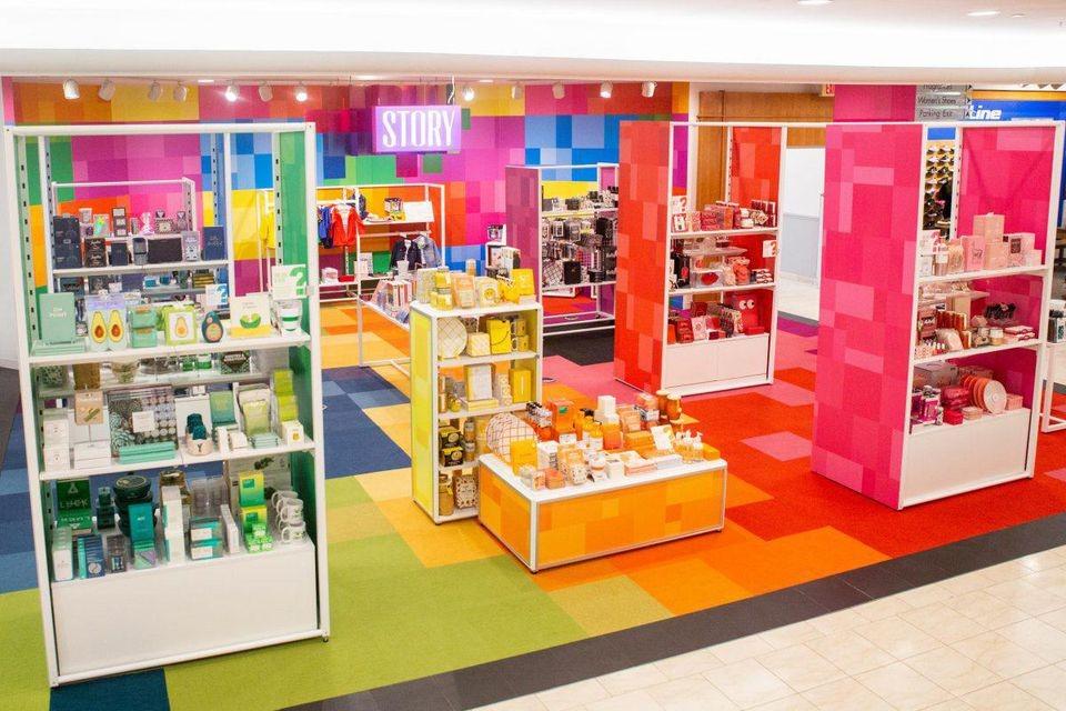 آموزش طراحی داخلی قسمت هفتم (تاثیر رنگ ها در طراحی فروشگاه ها) 4