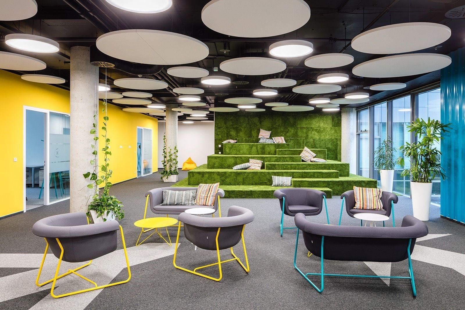 آموزش طراحی داخلی قسمت هشتم (تاثیر رنگ ها در طراحی محل کار)