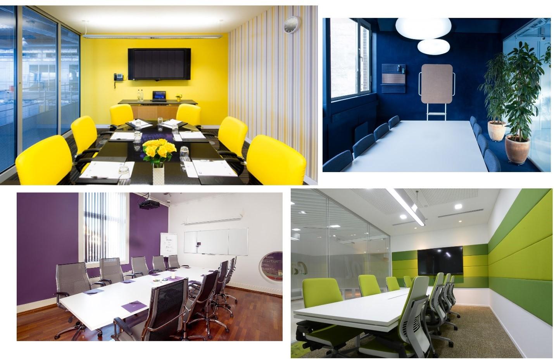 آموزش طراحی داخلی قسمت هشتم (تاثیر رنگ ها در طراحی محل کار) 15