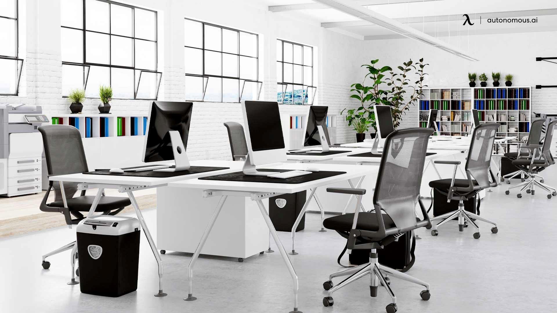 آموزش طراحی داخلی قسمت هشتم (تاثیر رنگ ها در طراحی محل کار) 7