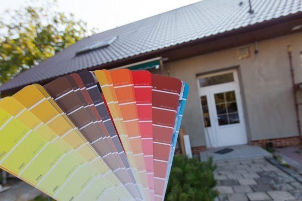 آموزش گام به گام نقاشی ساختمانقسمت دوازدهم (نقاشی دیوارهای خارجی و نمای ساختمان)