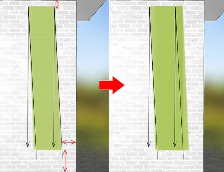 آموزش گام به گام نقاشی ساختمان قسمت دوازدهم (نقاشی دیوارهای خارجی و نمای ساختمان) 11