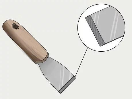 نحوه انتخاب و استفاده از کاردک بتونه 15
