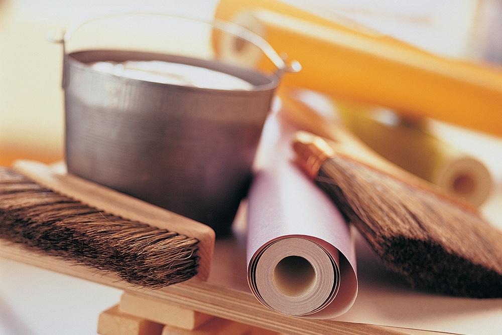 ابزارهای لازم برای نقاشی ساختمان