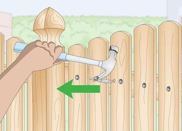 آموزش گام به گام نقاشی ساختمان قسمت سیزدهم (نقاشی نرده های چوبی و آهنی) 2