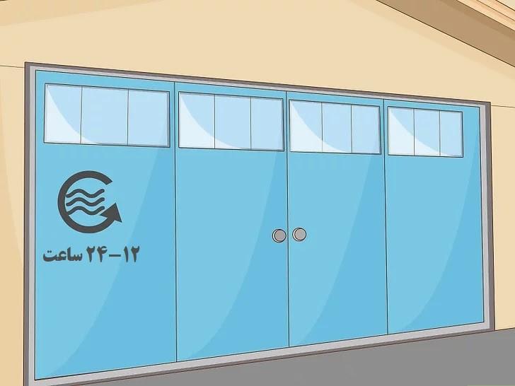 آموزش گام به گام نقاشی ساختمان قسمت چهاردهم (نقاشی پارکینگ) 33
