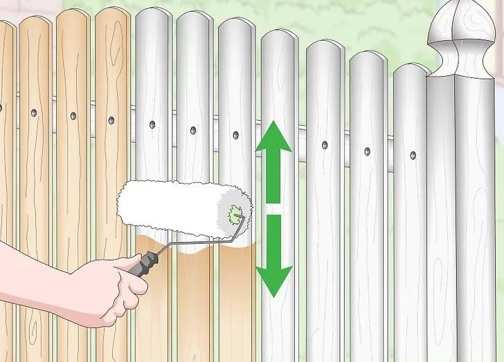 آموزش گام به گام نقاشی ساختمان قسمت سیزدهم (نقاشی نرده های چوبی و آهنی) 7